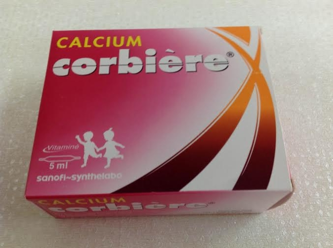 calcium corbiere có tốt không