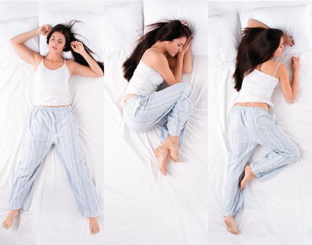 Ngủ sai tư thế dẫn đến đau thần kinh vai gáy