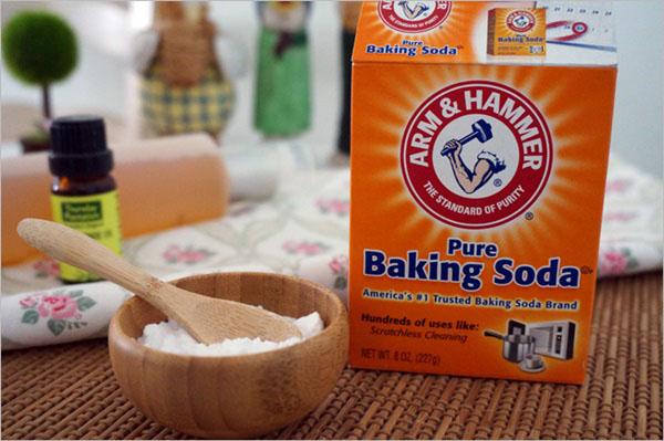 Sử dụng baking soda - cách làm giảm acid uric trong máu