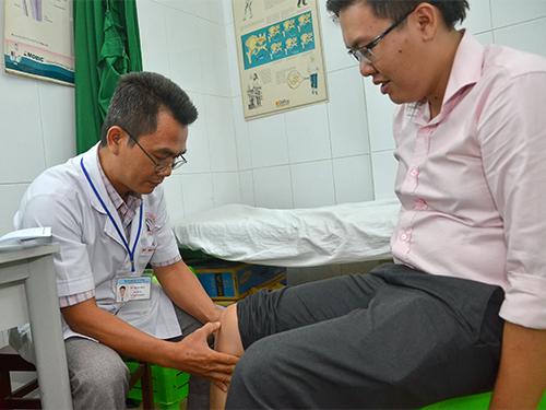 BS. Đỗ Phước Hùng - Bác sĩ giỏi về xương khớp ở TPHCM