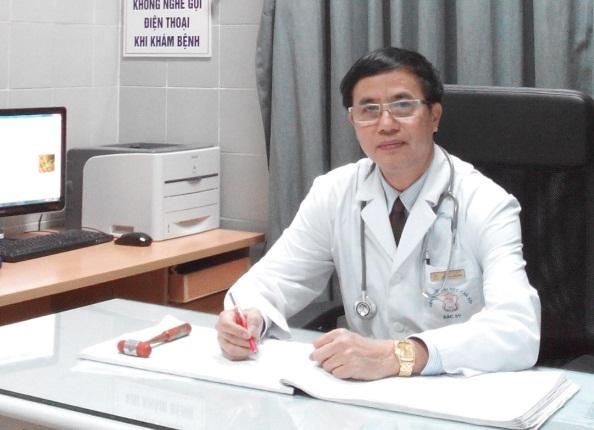 BS. Vũ Văn Thành là bác sĩ giỏi về xương khớp ở TPHCM