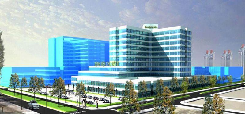 Bệnh viện Chợ Rẫy - Bệnh viện chữa bệnh cơ xương khớp tốt nhất ở TPHCM