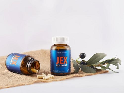 thuốc jex max chữa bệnh gì